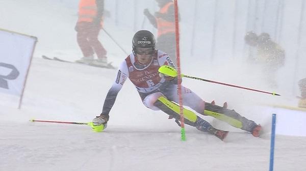 Clément Noël apunta a ser el dominador del slalom.
