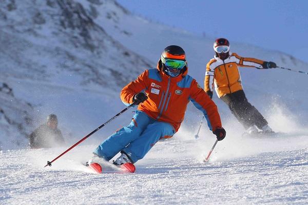 Grandvalira se ha llevado trece de los dieciseis millones de inversión para este invierno. FOTO: GV