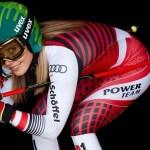 Katharina Liensberger estará el sábado que viene en el slalom de Levi. FOTO: Facebook K.L.