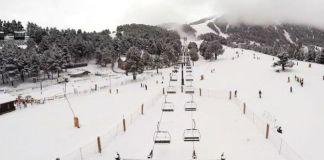 El centro invernal levanta el telón blanco el sábado próximo