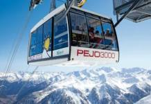 Val di Pejo se enmarca en la región de Italia del Trentino
