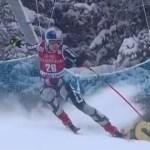 Ester Ledecka ha logrado estrenar su palmaréxs en la Copa del Mundo ganando el primer descenso de Lake Louise.