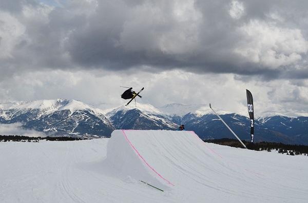 La Copa del Mundo de Freestyle tendrá lugar del siete al once de enero en Font Romeu.
