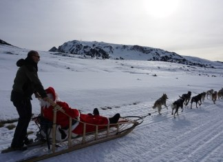 Papá Noel llegará a las pistas el día 24 de diciembre