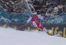Nicole Schmidhofer ha ganado el segundo descenso de Lake Louise. El año pasado ganó los dos.