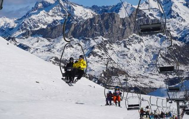 Formigal presenta un aspecto inigualable