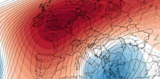 El anticiclón sigue donimando toda la Península