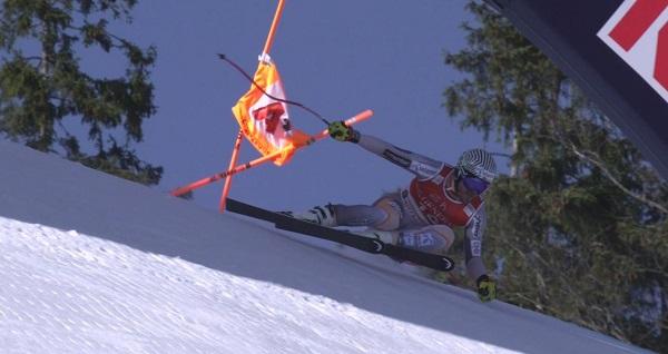 Kjetil Jansrud ha volado en la Streif.