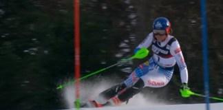 Petra Vlhova ha estado impecable en el slalom de Zagreb y se ha llevado su undécima victoria en la Copa del Mundo.