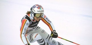 Los resultados no llegan y la presión no hace más que crecer sobre Viktoria Rebensburg.