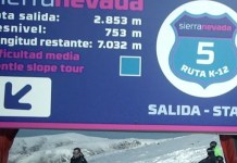 El nuevo descenso enlaza la parte superior de la estación con Pradollano
