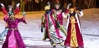 Los Reyes Magos accederán a las pistas al atardecer