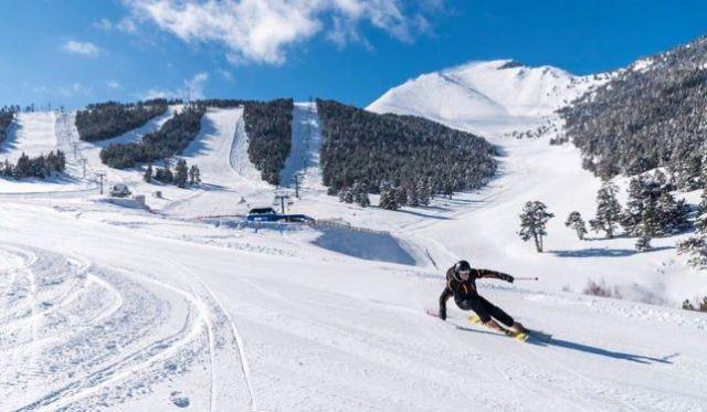 Una vista de las estaciones del Pallars