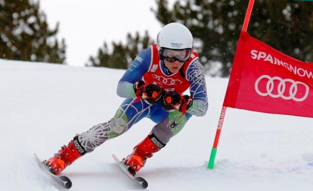 Los mejores esquiadores europeos de la joven categoría U16 se enfrentarán en la OPA compuesta por un gigante, un slalom y un paralelo team event