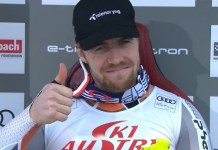 En su primera victoria de la temporada, Kilde ha tomado el liderato del super G y la general de la Copa del Mundo.