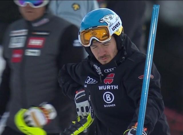 Felix Neureuther, muy crítico con este tipo de carreras.