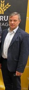 Jesús M. González, director del balneario.