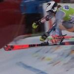 Rasmus Windingstad se lesionó en el gigante paralelo de Alta Badia, que ganó. Hoy ha decidido dar por acabada la temporada.