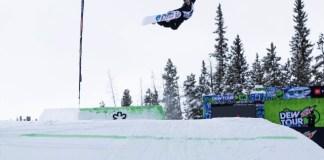 Castellet durante su ronda en la estación de Colorado