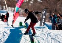 La competición de Jibbing de Cerler se llevará a cabo en el Terrain Park de Rincón del Cielo