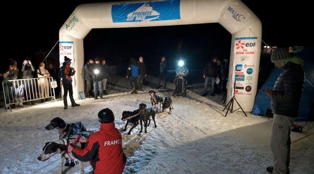Una de las etapas de la Pyrénées EDF Race
