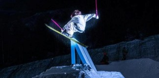 El esquí nocturno es una actividad que pocas estaciones del Pirineo pueden ofrecer.