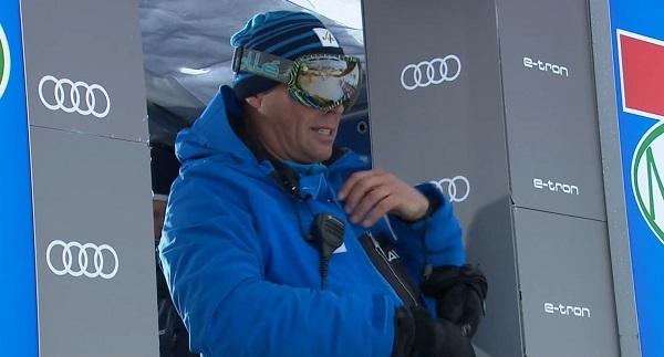 Markus Waldner, responsable de la Copa del Mundo masculina.