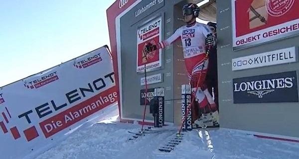 Cuarta victoria de la temporada de Matthias Mayer en el descenso de Kvitfjell.