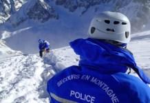 Los rescatistas recuendan que está prohibido salir a la montaña