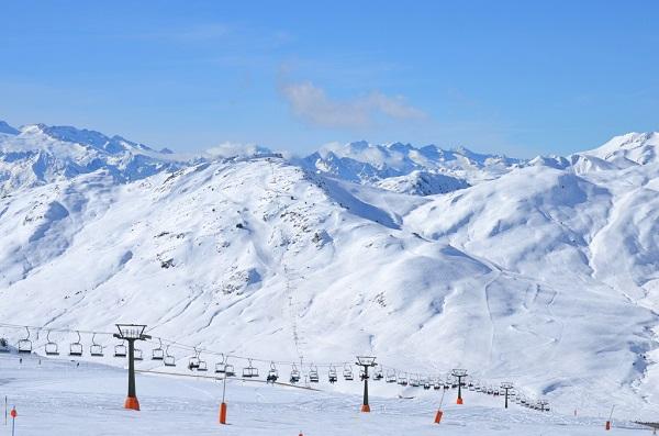 Baqueira Beret ha vivido el invierno más soleado de los últimos años. FOTO: B.B.