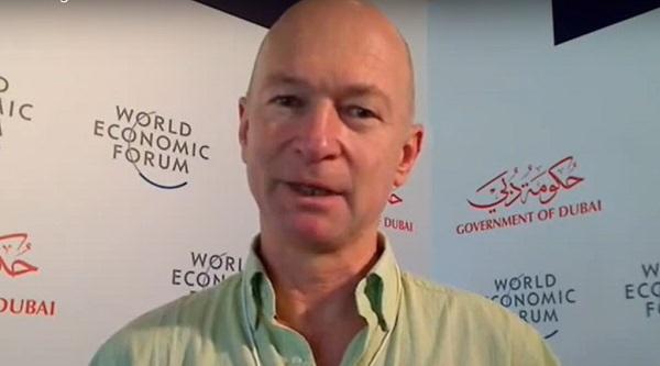 Didier Trono, profesor de virología y genética en el Instituto Federal Suizo de Tecnología en Lausana.
