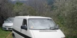 Los Agentes Rurales localizaron a los escaladores