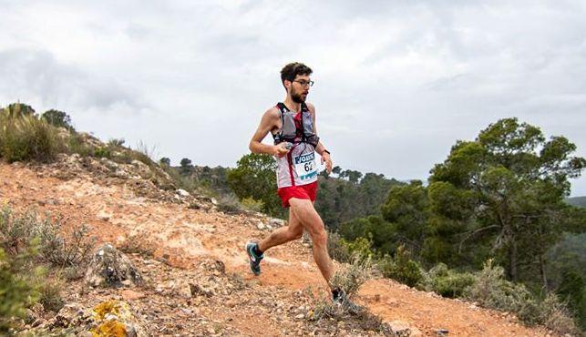 El correrdor durante una carrera