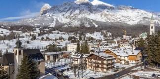 Cortina d'Ampezzo, que no pudo albergar las finales de la pasada Copa del Mundo, ya tiene en mente el próximo Mundial.