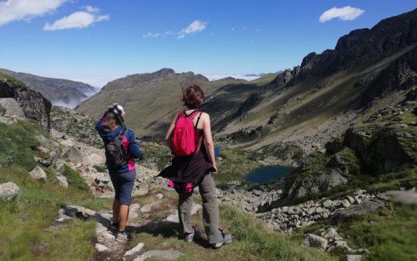 Los senderistas disfrutarán en breve de las montañas de Andorra