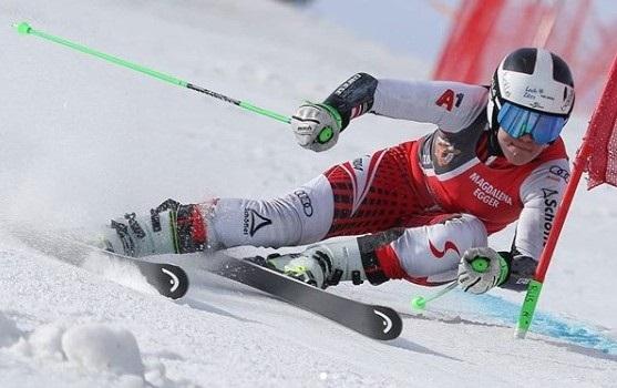 Magdalena Egger, con tres oros, fue la triunfadora absoluta del Mundial junior de Narvik. FOTO: Instagram M.E.