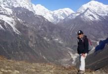 Una imagen del sherpa Ang Rita