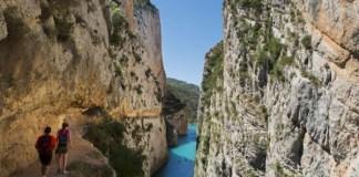 El Congost de Mont-rebel, una paraje de extraordinario valor en las comarcas de La Noguera y Pallars Jussà.