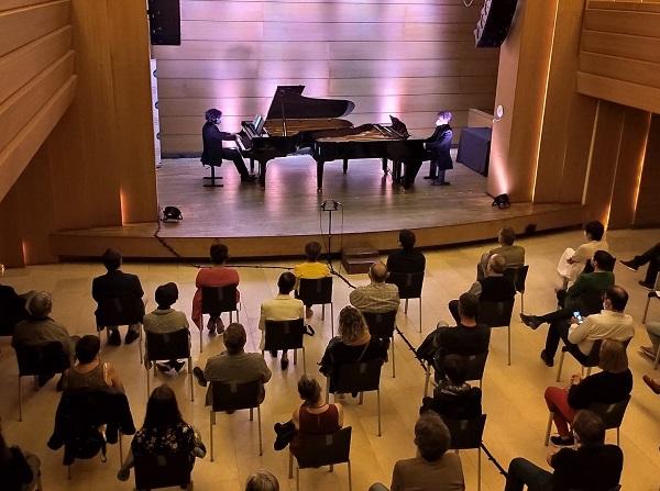 El Festival de Música Clásica Tocando el Cielo o Le Piano du Lac, se han podido organizar con algunas restricciones pero ayudando a generar cierta normalidad.