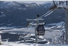 Tradición y modernidad se aunan en Les Angles, una estación a la que se llega al pueblo en esquís.