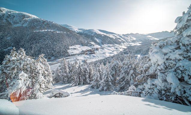 El centro invernal cuenta con una extensa lista de hoteles con Garantía COVID
