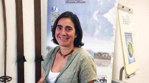 Mònica Bosch es la primera mujer que asume la presidencia de la FCEH.