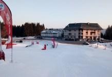 Ventron, en los Vosgos, fue donde Clément Noël se inició en el esquí. Ahora el dueño quiere cerrarla ante la oposición vecinal.