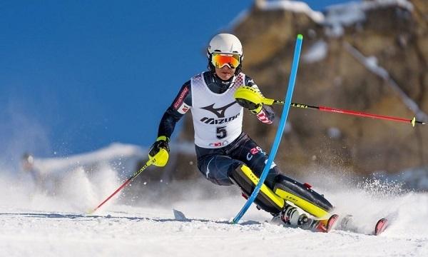 Zrinka Ljutic ha sorprendido en su debut en el circuito senior en Solda. FOTO: Goran Razić (Asociación de esquí de Croacia)