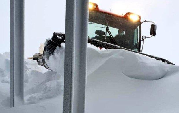 Nieve en el Niu de l'Àliga
