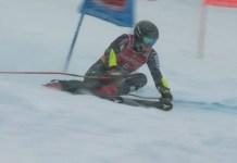Filip Zubcic ha sorprendido con una victoria en el primer gigante de Santa Caterina Valfurva