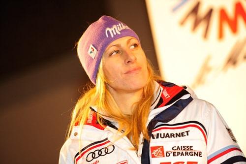 Ingrid Jacquemod, ex esquiadora y presidente del Club Val d'Isère des Sports. FOTO:C