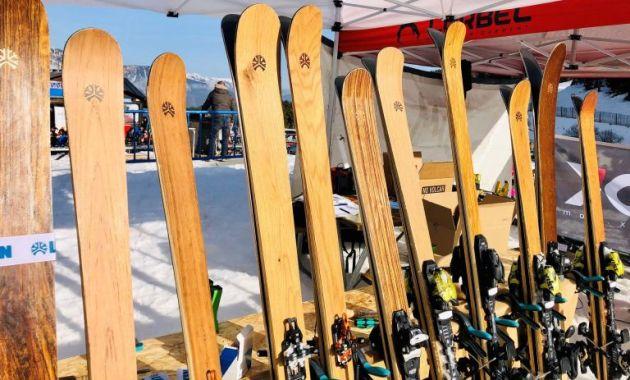 Esquís de autor