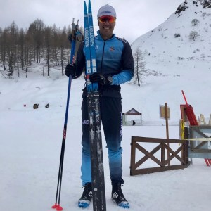 El vasco participa este domingo en la prueba de 20 Km