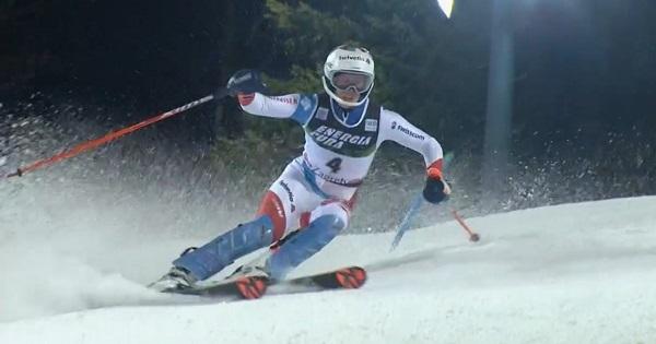 Michelle Gisin, decidida a discutirle la hegemonía del slalom a Mikaela Shiffrin y Petra Vlhova.